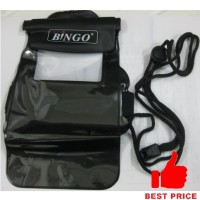 harga Bingo Waterproof Bag for Smartphone 5.0 Inch - WP06-11 Tokopedia.com