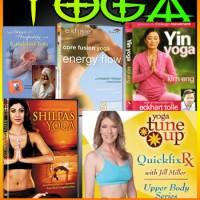 DVD Tutorial Belajar Yoga Yang Benar Untuk Kesehatan Fisik dan Mental