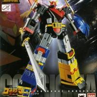 harga Godsigma - Super Robot Chogokin (Bandai) Tokopedia.com