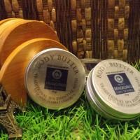 Body Butter Beras Jepang & Susu Domba Bali Alus