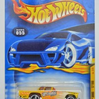 Hot Wheels '57 T-Bird Turbo Taxi Series US Card