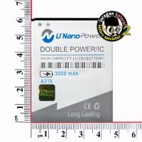 Baterai / Battery  UNANO BL171 for Lenovo A319 (RocStar) 3000mAh Doubl