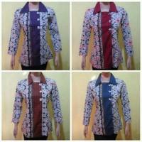 Blus/bluss/blouse/blus Batik/blouse Batik/baju Batik/batik Wanita