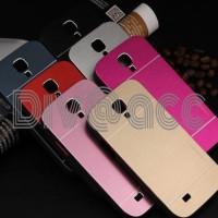 Note 3 Neo / N7505 Motomo Metal Brushed Back case
