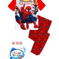Piyama Spiderman