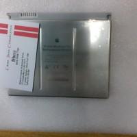 """Baterai Macbook Pro 15"""" A1175 Original - Silver"""