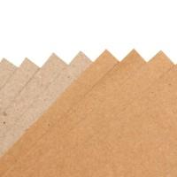 Fancy Paper 280 gsm A4 - Kertas Coklat Kraft Paper