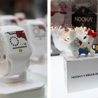 NOOKA x Hello Kitty Zub 20 White Wristwatch (Original NOOKA Newyork)