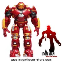 Action Figure Mainan Iron Man Hulkbuster