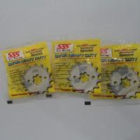 harga Gear Depan Sss Yamaha Rxz 428 12t / 14t / 15t / 16t Tokopedia.com