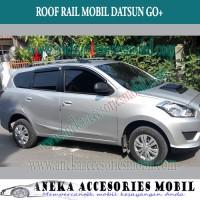 harga Roof Rail Khusus Mobil Datsun Go+ Panca Tokopedia.com
