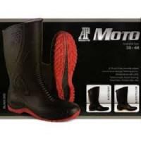 AP Boots MOTO - Sepatu Boots Safety Rider