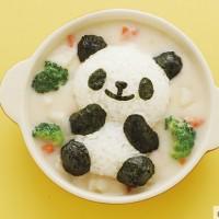 Panda Mold for Bread n Rice