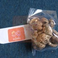 Jamur Shiitake kering / Hioko / Dried Shitake Mushroom 250gr