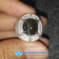 Natural Cat Eye Scapolite (CE2704) Memo SKy