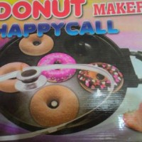 HAPPY CALL DONUT MAKER ( Alat Cetakan Donat Manual