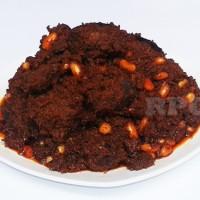 Rendang Daging Sapi Campur Kacang Putih 1 Kg