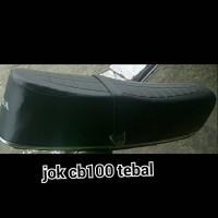 harga Jok / Tempat Duduk Motor Cb100 Tebal Tokopedia.com
