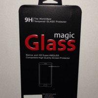 HTC ONE M7 pro glass premium tempered glass Metal packaging
