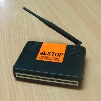 ADSL MODEM WIFI DLINK DSL-2750E ADSL WIFI 4 PORT