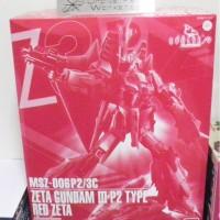 MG Zeta Gundam III P2 Type Red Zeta P-Bandai