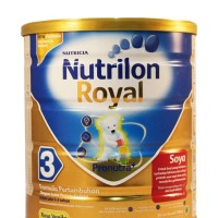 Nutrilon Royal Soya 3 Vanila