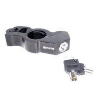 RajaMotor Kunci Aman Stang Grip Lock CNC - Hitam