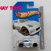 HOT WHEELS NISSAN 350Z