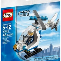 Lego City - 30226 Police Helicopter