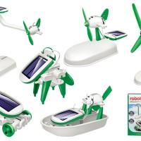 harga Robot Solar 6 in 1| Edukasi Merakit Robot|Mainan murah|Robot Murah Tokopedia.com