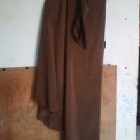 paket baju muslimah(baju+jilbab+cadar)