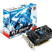 MSI ATI Radeon VGA R7 260X 2GD5/OC