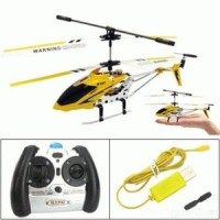 SYMA S107 Metal 3 Ch Channel RC Helicopter, Remote Control Helicopt