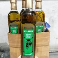 harga Minyak Zaitun 100% Extra Virgin Olive Oil Al-Amir 500ml Tokopedia.com