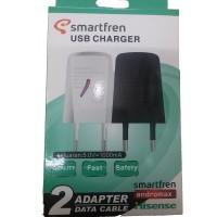 Smartfren Travel Charger - Hitam