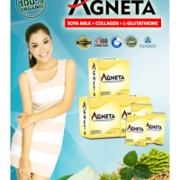 Agneta Soya Milk Mini Box isi 5 sachet