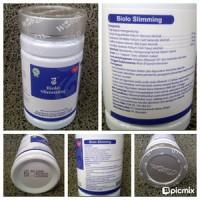 New WSC Biolo Slimming Capsule BPOM Asli (Original