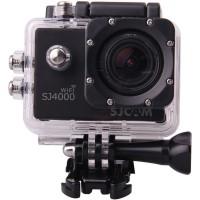 SJCAM SJ4000 Action Camera with Wi-Fi (BLACK) - Original Novatek chip