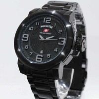 Swiss Army 6629 Black Grey