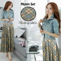 moniq set burberry