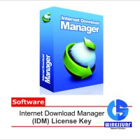 License Key Internet Download Manager (IDM) Original