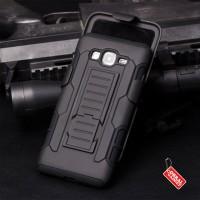 Samsung Galaxy E5 Shockproof Future Armor Hybrid Hard Case & Soft Case