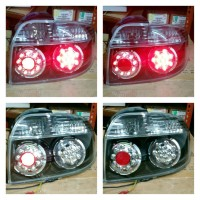 harga Ty928-b7se2 - Stop Lamp - Led - All Smoke Lens - Toyota Vios 03-05 Tokopedia.com