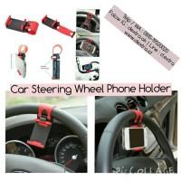 harga Car Steering Wheel Phone Holder Tokopedia.com