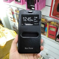 Infinix Hot Note X551 Leather Case 2 Window