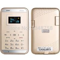 harga Aiek M7 Mini Card Mobile Phone Children Gift Mini Music Phone 6.5mm Tokopedia.com