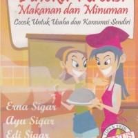 Harga Aneka Kreasi Makanan dan Minuman Cocok untuk Usahadan Konsumsi Sendiri | WIKIPRICE INDONESIA