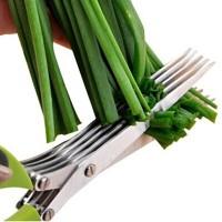 Gunting Banyak Layer atau Lapisan untuk Sayur