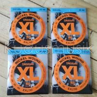 D addario EXL110 reguler light gauge neckel wound di kudusmusik