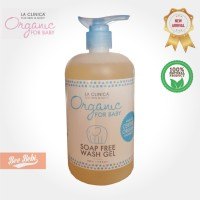 Sabun Bayi Organik La Clinica Soap Free Wash Gel 500ml